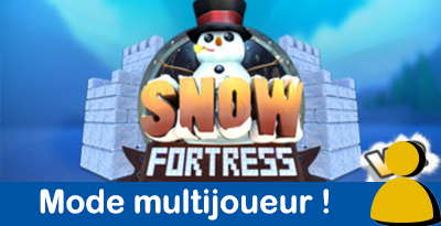 Snow Fortress Multijoueur