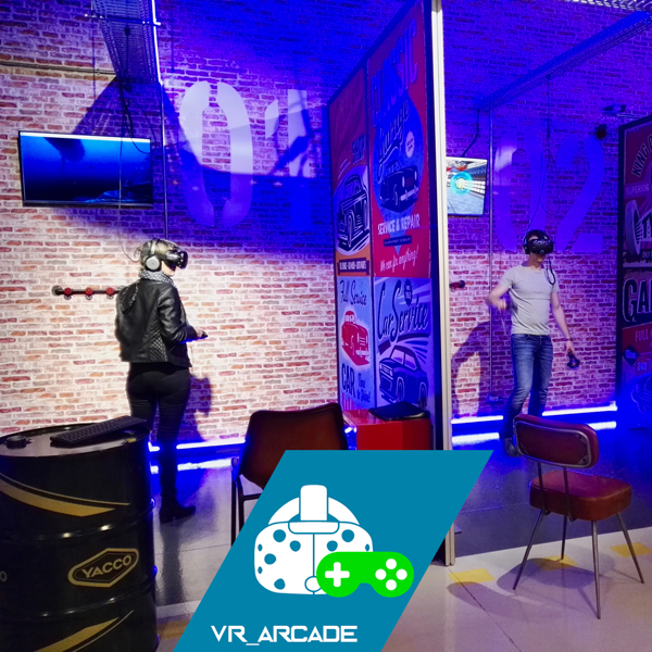 offre vr arcade
