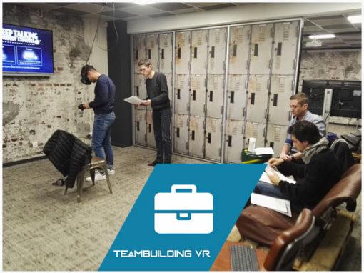 Teambuilding VR