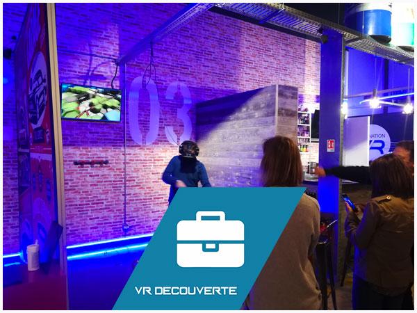 VR découverte offre entreprise
