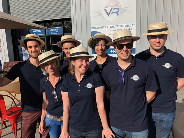 Destination VR recrute