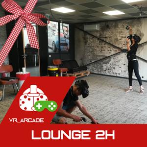 150€ - Lounge 2h