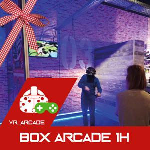 36€ - Box Arcade 1h