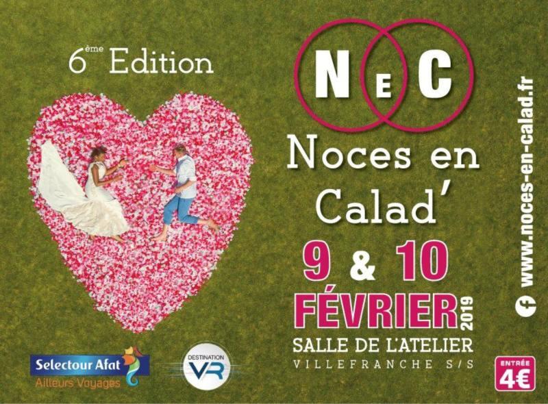 Salon du Mariage de Villefranche sur Saône – Noces en Calad'