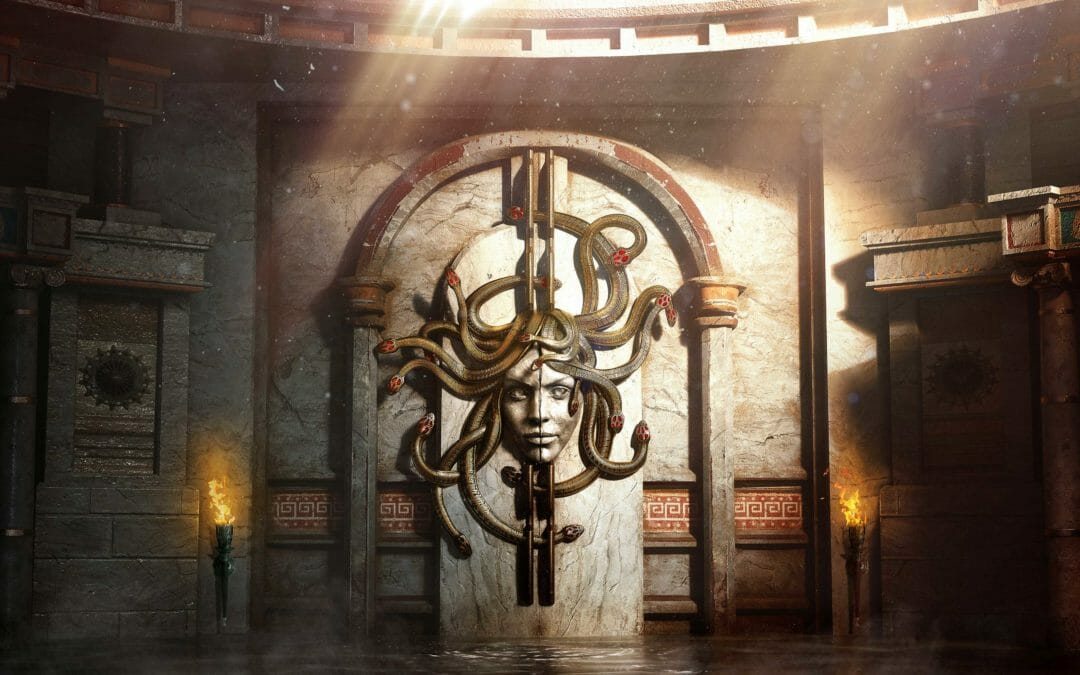 Beyond Medusa's Gate, le 2ème opus Escape Game VR par Ubisoft