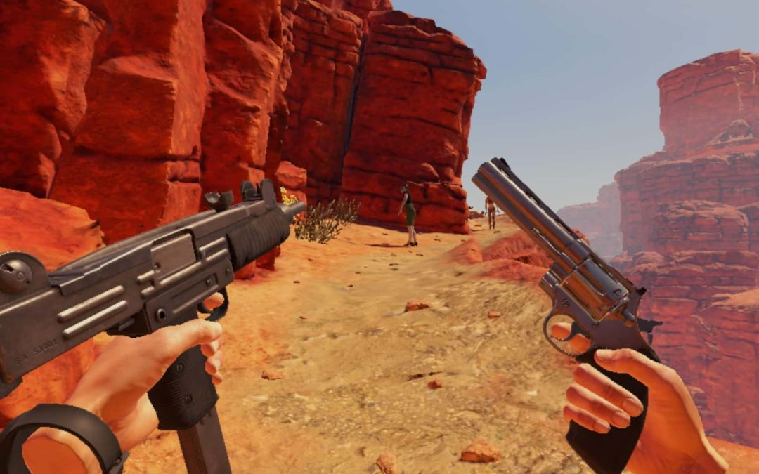 Top des meilleurs jeux de tir et shooters en réalité virtuelle