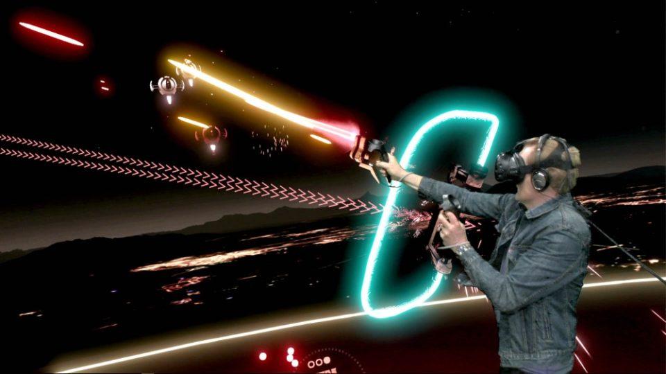 Space Pirate Trainer Destination VR