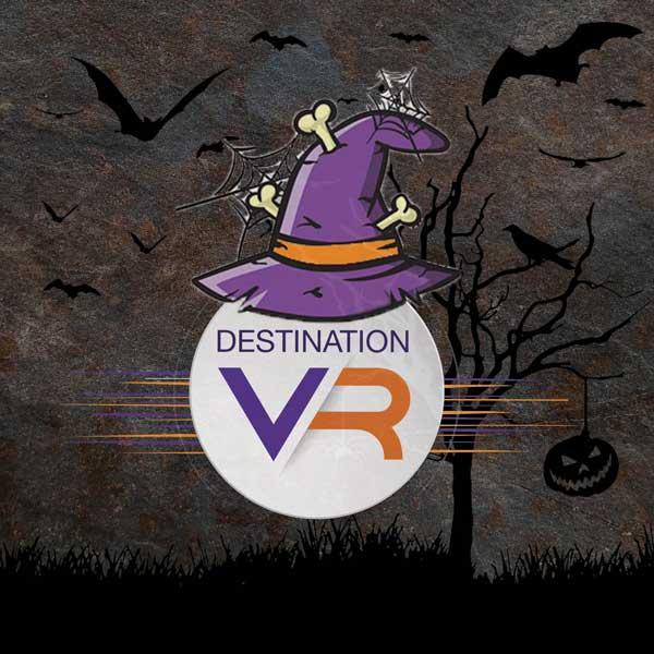Halloween chez destination VR