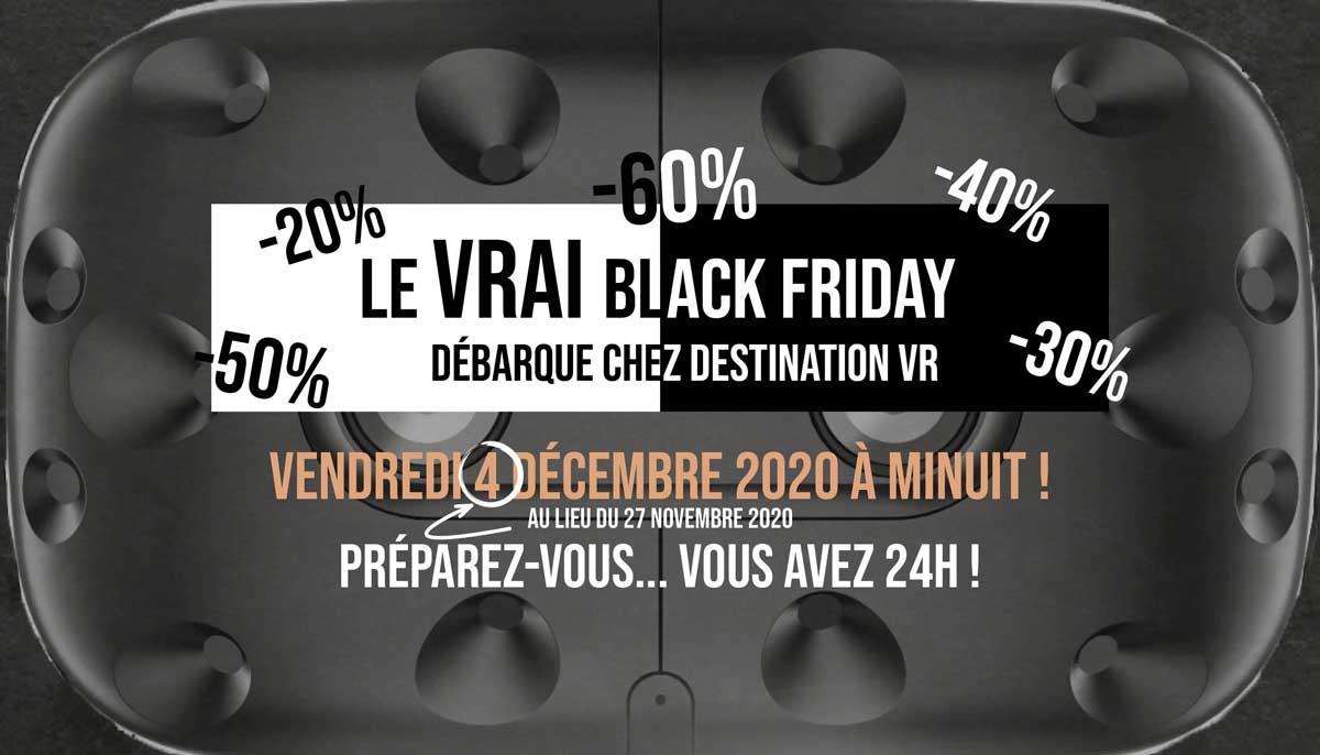 Black Friday en réalité virtuelle