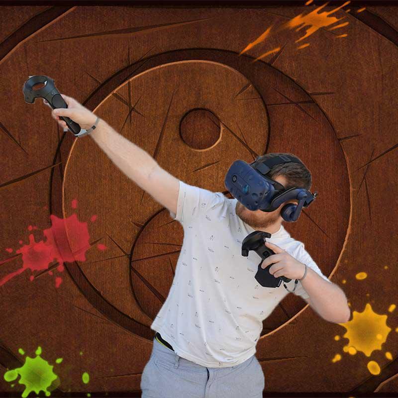 activité réalité virtuelle Lyon